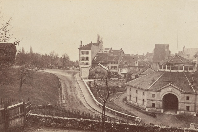 Ancienne douane 1868